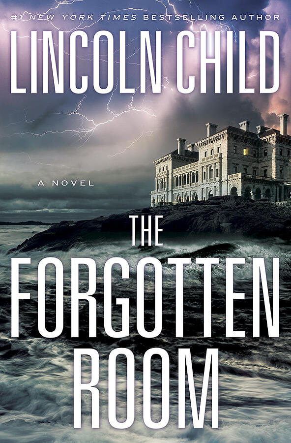 The Forgotten Room by Lincoln Child (2016, Paperback)