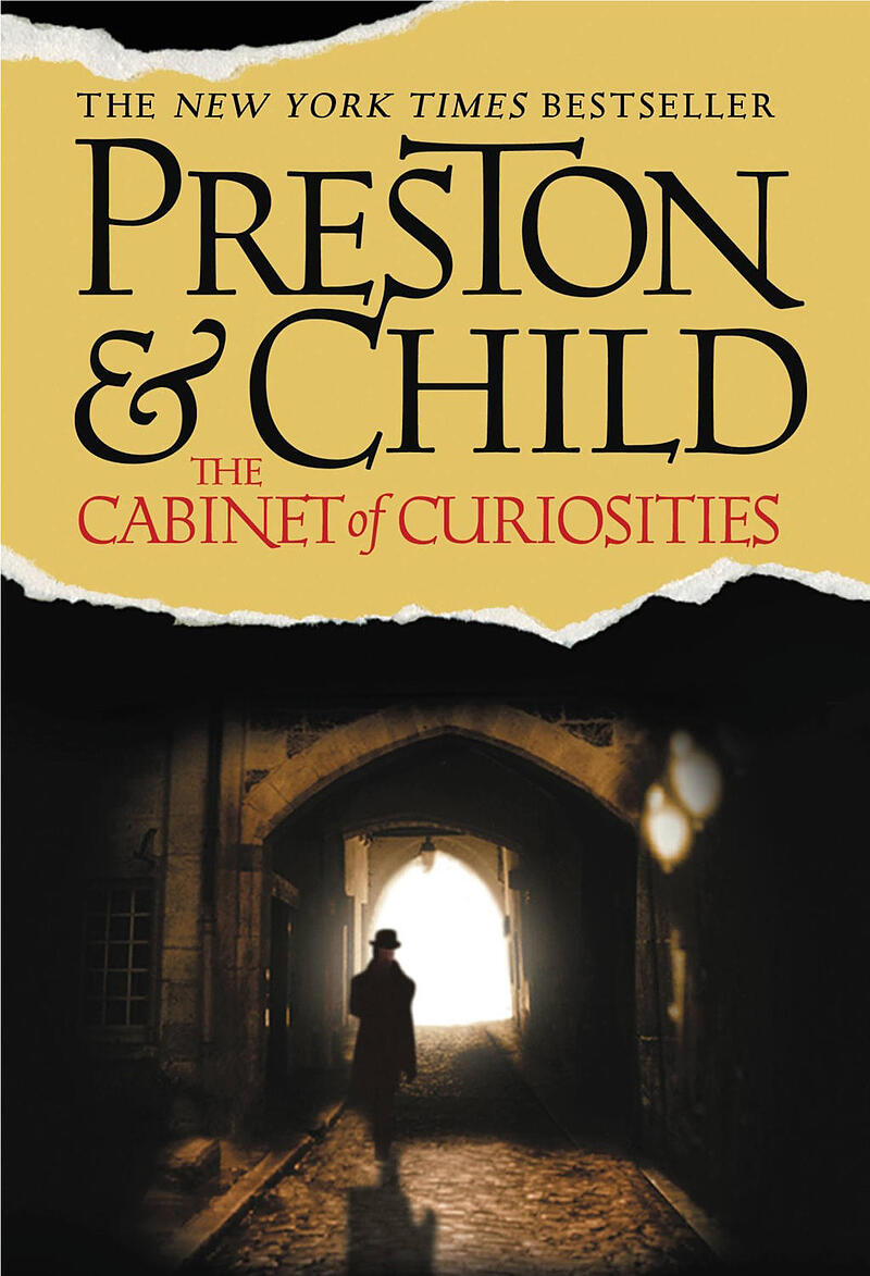 The Official Website Of Douglas Preston And Lincoln Child Cabinet Next Chapter Into First Published June 3 2002 Publisher Grand Central Publishing